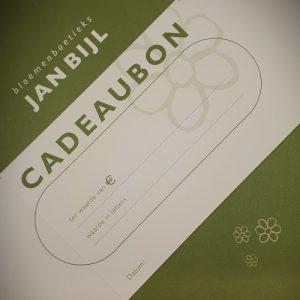 Kadobon / giftcard